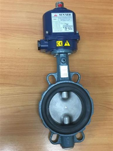 SunYeh Electric actuator