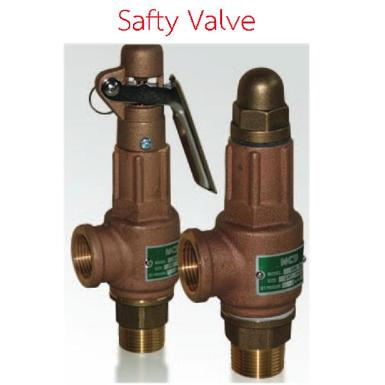 NCD THAI Safty relief valve size 1
