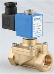 "Tork Solinoid valve size 1/8"" high pressure 0-70 bar"